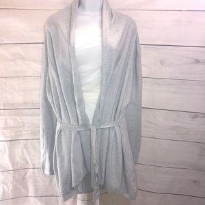 Zara Knit Womens Open Front Cardigan